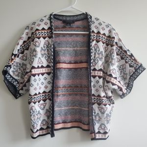 Atmosphere Open Front Cardigan